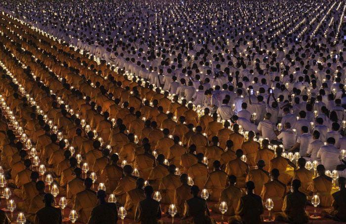 Удивительная красота буддизма на фото Джереми Хорнера (15 фото)