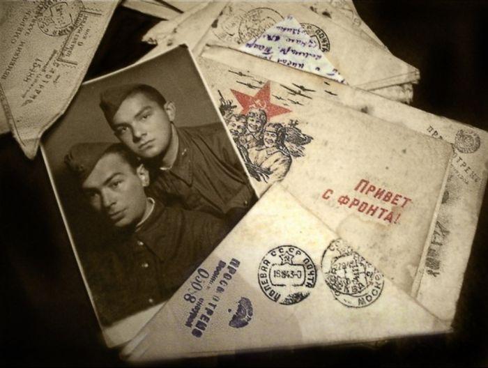 Фронтовые письма, которые трогают до глубины души (7 фото + текст)