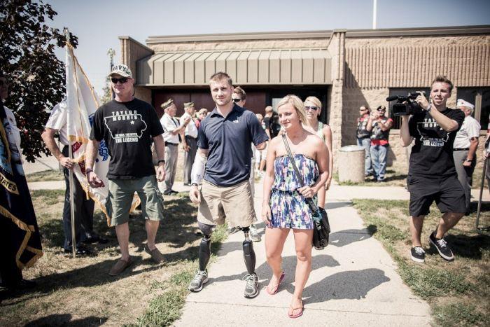 Инвалиды, которые живут полноценной жизнью (8 фото)