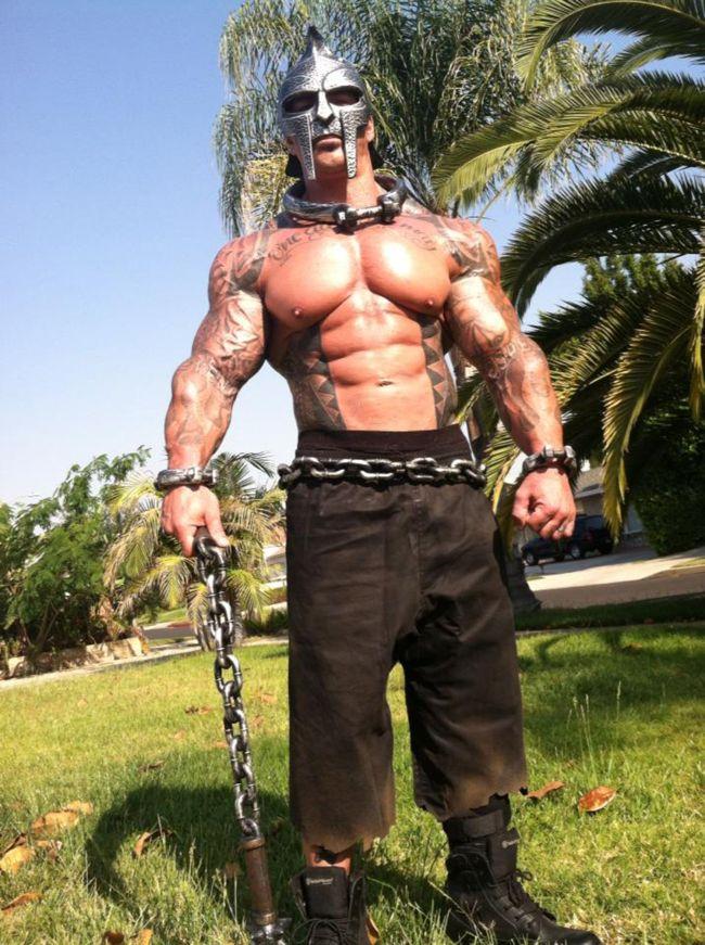 Рич Пиана - бодибилдер, который признает факт использования стероидов (22 фото)