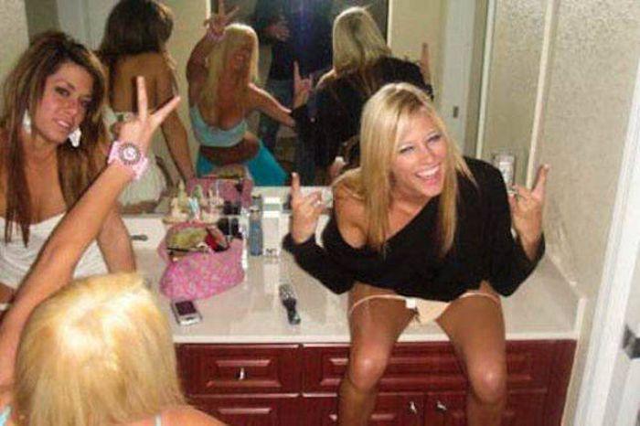 Фейлы с девушками (40 фото)