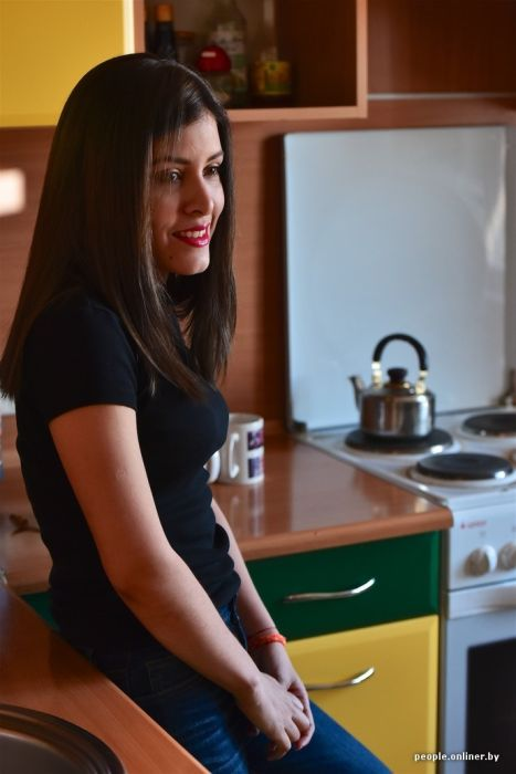 История любви минского менеджера и девушки из Венесуэлы (29 фото + текст)