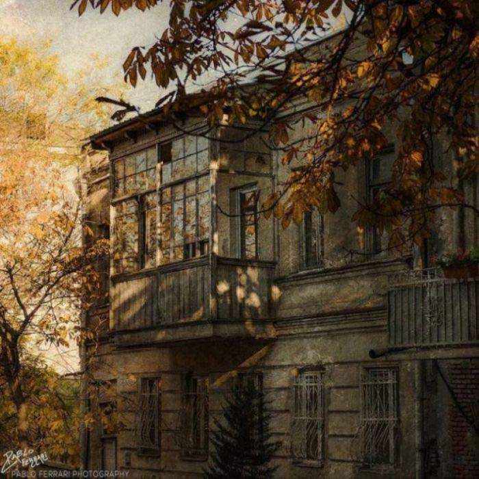 Великолепие Грузии на фото Пабло Феррари (31 фото)