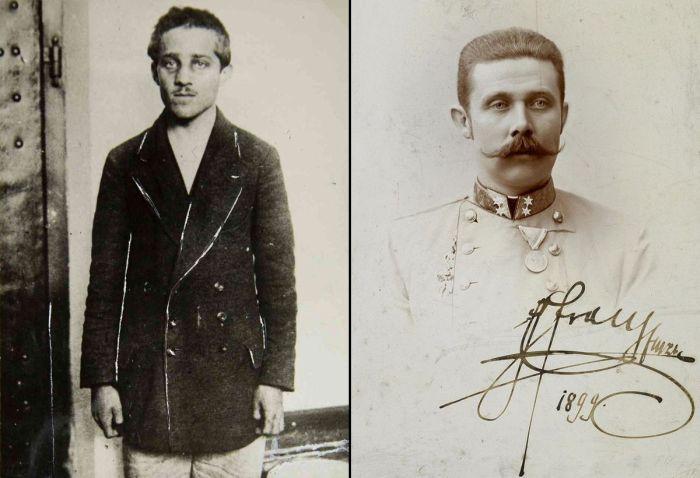 Загадочные исторические совпадения (9 фото)