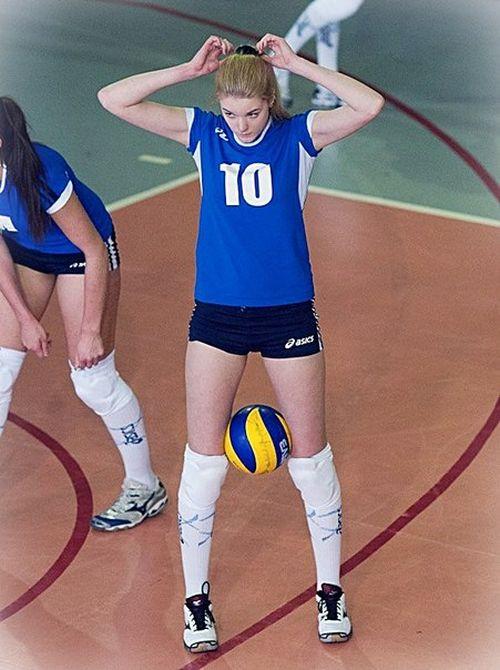 Алиса Маненок - самая симпатичная волейболистка России (30 фото)