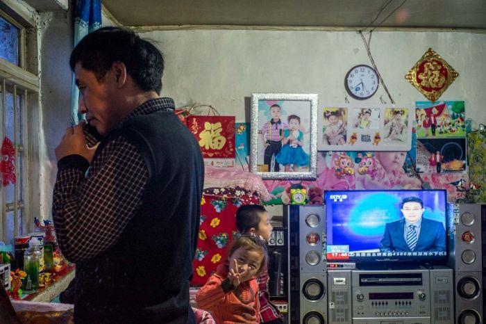 Тяжелые времена угледобывающей промышленности Китая (15 фото)