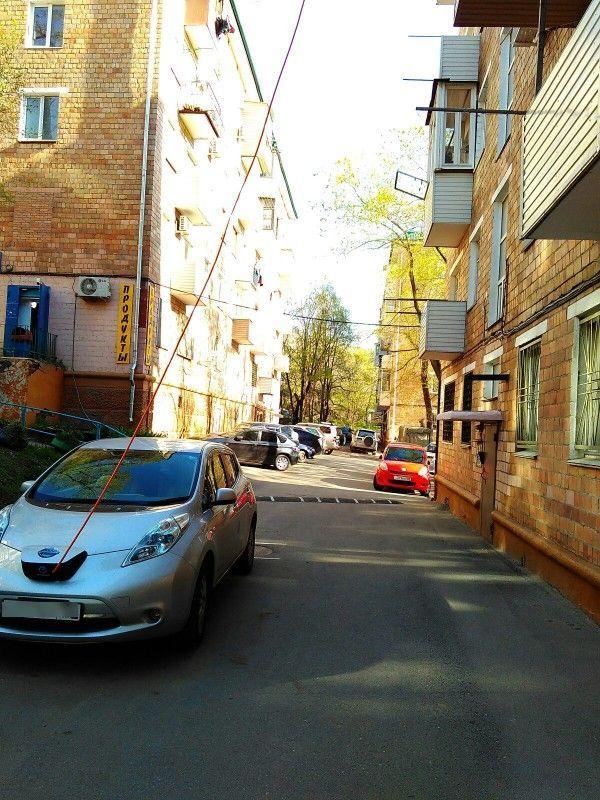 Как заряжают электромобили во Владивостоке (3 фото)