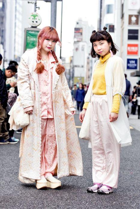 Модники с улиц Токио (22 фото)
