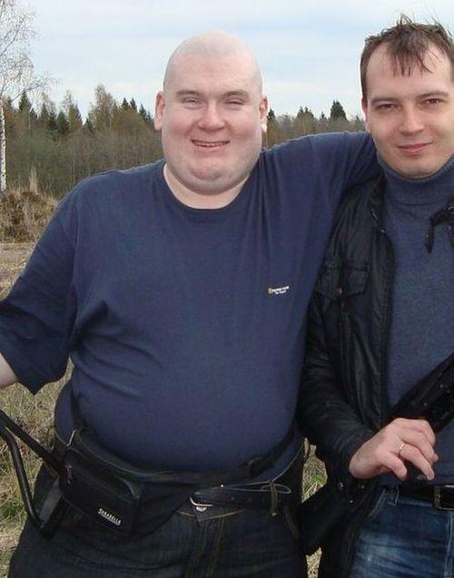 Как тучному парню удалось сбросить 35 кг за год (10 фото)