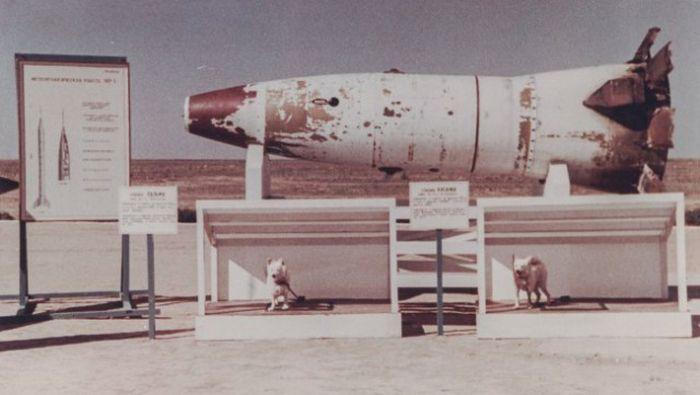 Рассекреченные фото зарождения космический программы СССР (16 фото)