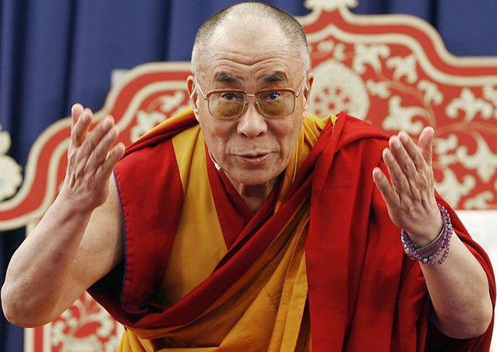 Далай-лама о религии в современном мире (2 фото + текст)