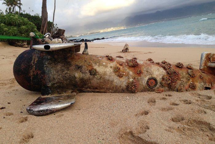 На Гавайях обнаружили один из отголосков холодной войны (7 фото)