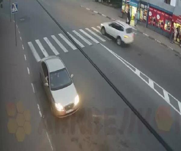 Драка со стрельбой в Дзержинске