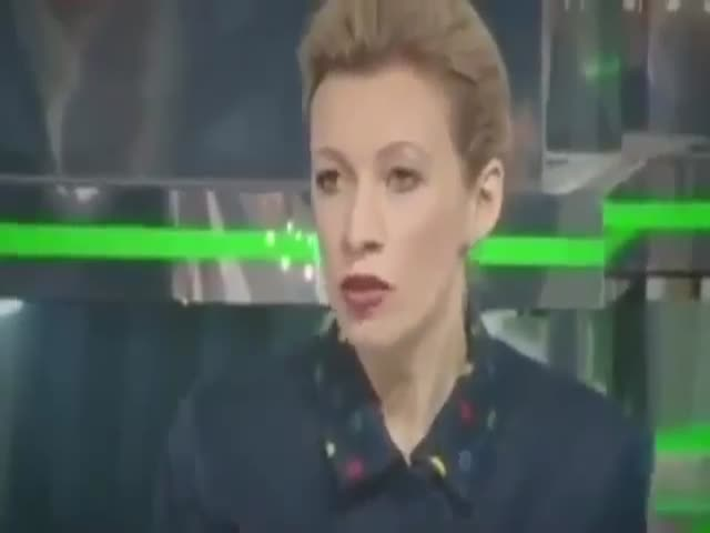 Мария Захарова о ситуации на Украине