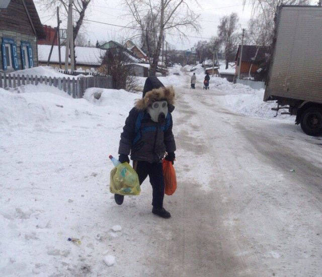 Фото, которые возможно было сделать только в России. Часть 29 (36 фото)
