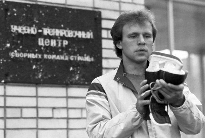 Малоизвестные снимки советских звезд (22 фото)