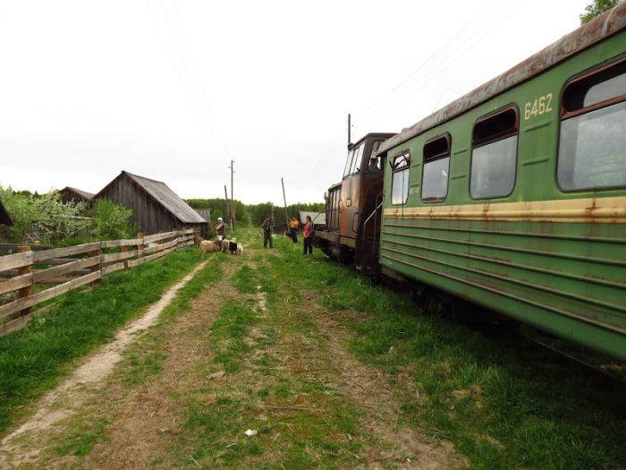 Деревня Чурсья - поселение вдали от цивилизации (23 фото)