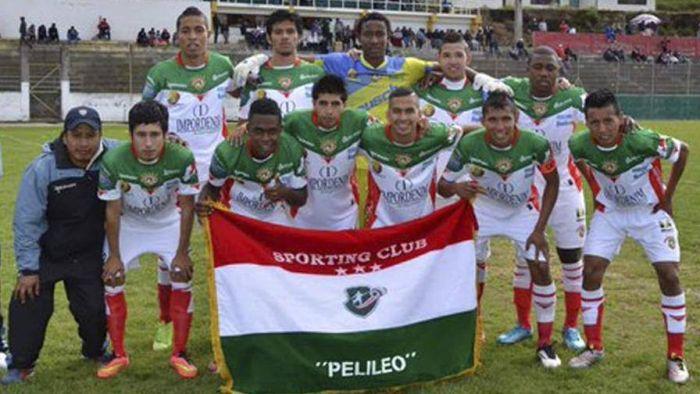 Эквадорский футбольный клуб исключили из лиги после поражения со счетом 1:44
