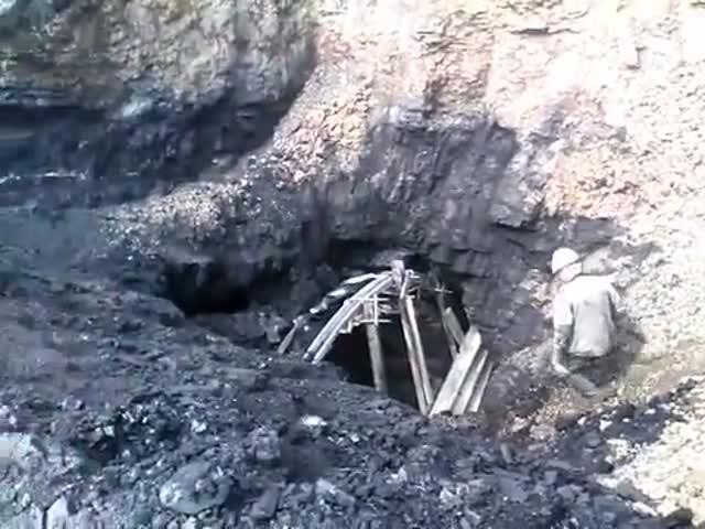 Угольщики докопались до шахтеров