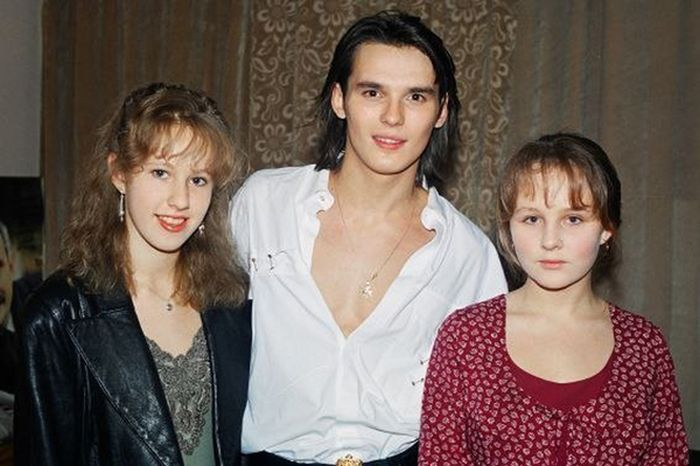 Звезды российского шоу-бизнеса в 90-е годы (14 фото)