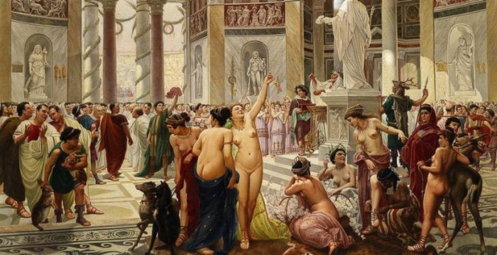 Сексуальные революции в истории человечества (14 фото)