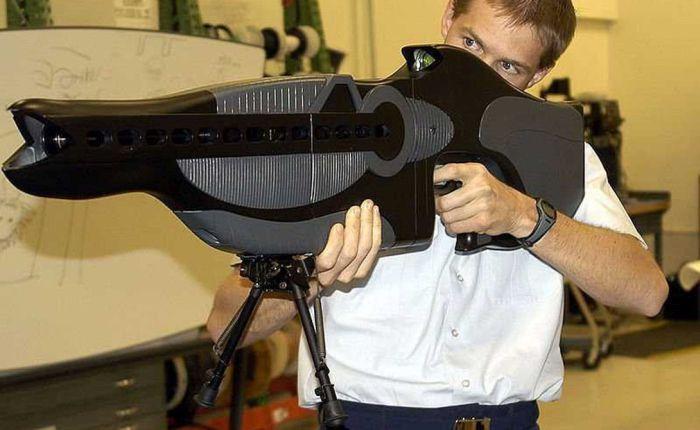 Самое инновационное оружие нашего времени (9 фото)