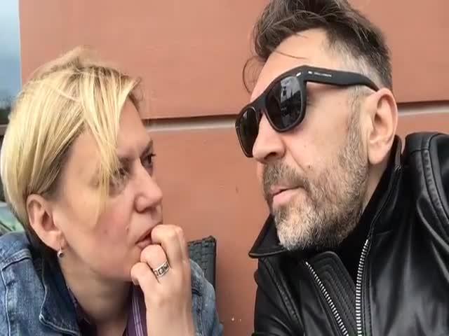 Сергей Шнуров процитировал слова Дмитрия Медведева