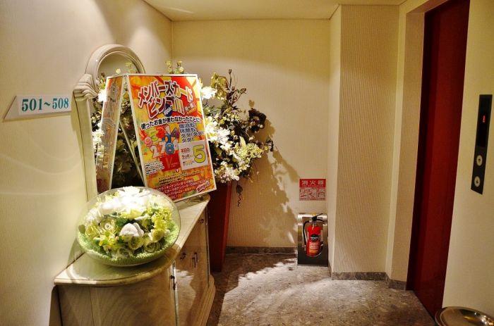 Ночь в японском доме любви (14 фото)