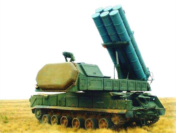 Самая грозная военная техника России (12 фото)