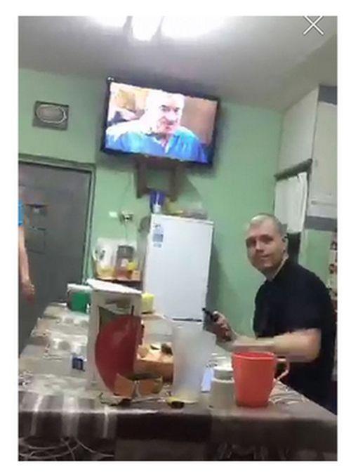 Как сидит сын Героя России Руслана Ямадаева Саид в Можайском СИЗО (9 фото)