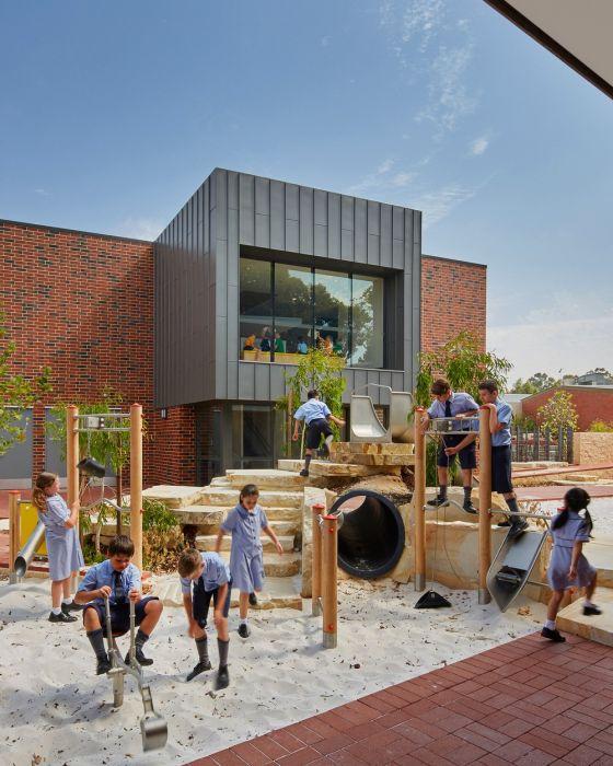Подготовительная школа в Австралии (16 фото)