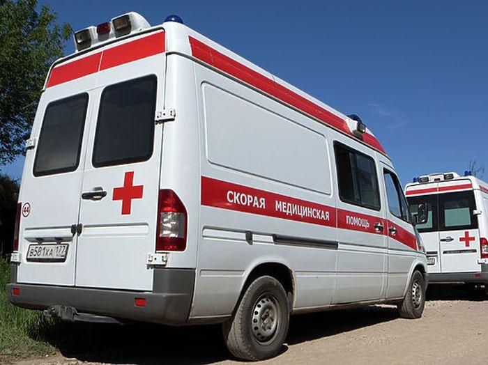В больнице Орехово-Зуево родственники пациента избили врачей (2 фото + видео)