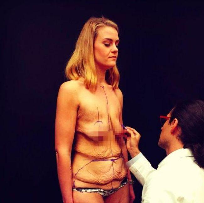 Полная девушка сбросила лишний вес и обрела фигуру своей мечты (9 фото)