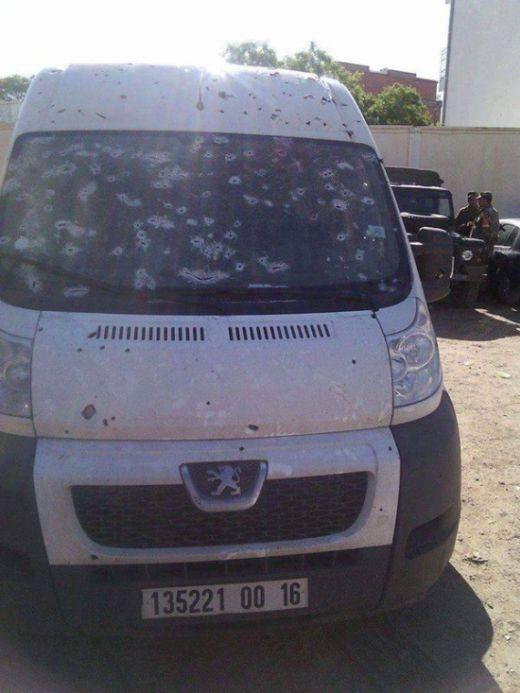 В Алжире уничтожили террористическую группу (3 фото)