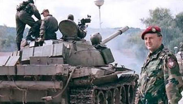 Желько Ражнатович - гроза врагов Сербии (14 фото)