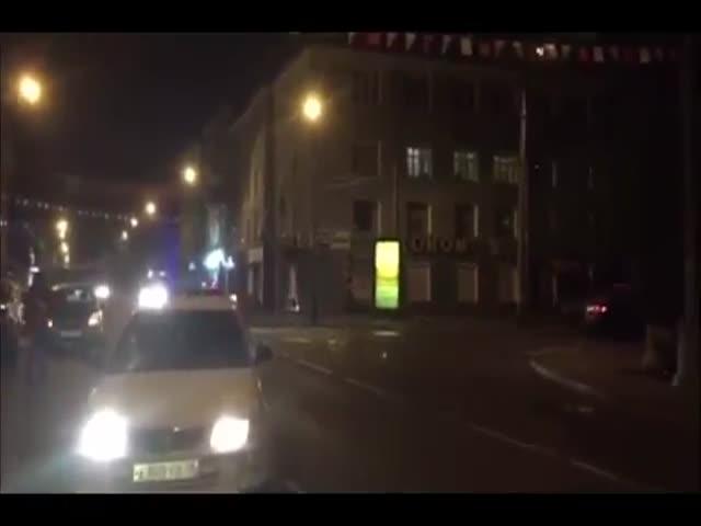 В Иркутске на задержание школьника на «Волге» выехало 12 экипажей ДПС
