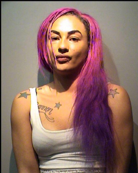 Магшоты американских проституток (28 фото)