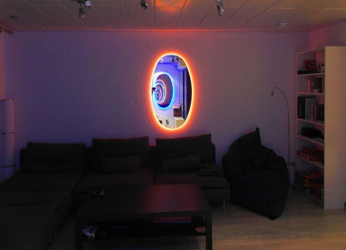 Комната с «порталами» (5 фото + видео)