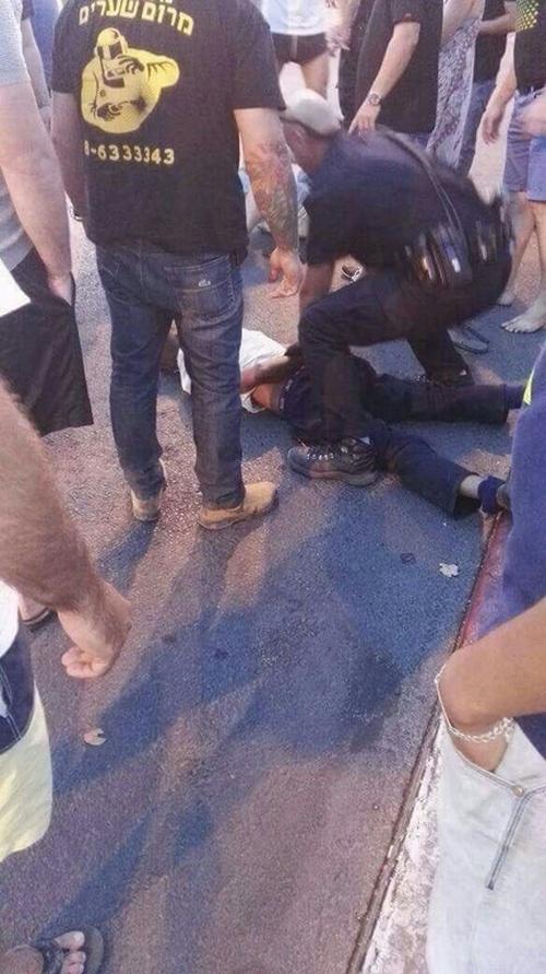 Двое палестинцев открыли стрельбу в центре Тель-Авива (6 фото + видео)