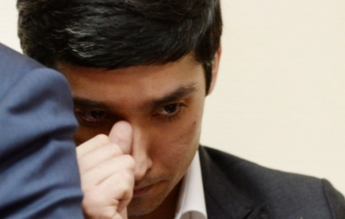 За нападение на полицейских в отношении сына мэра Махачкалы Мусаева возбуждено уголовное дело