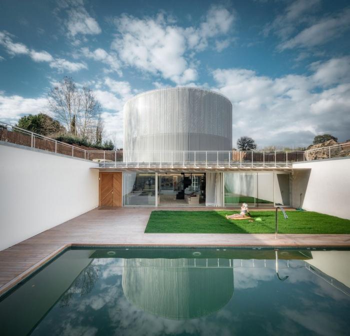 Необычное жилье испанских богачей (18 фото)