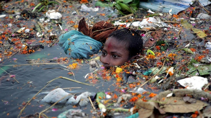 Самые загрязненные места нашей планеты (11 фото)