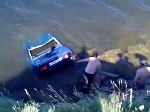 Рыбалка не удалась