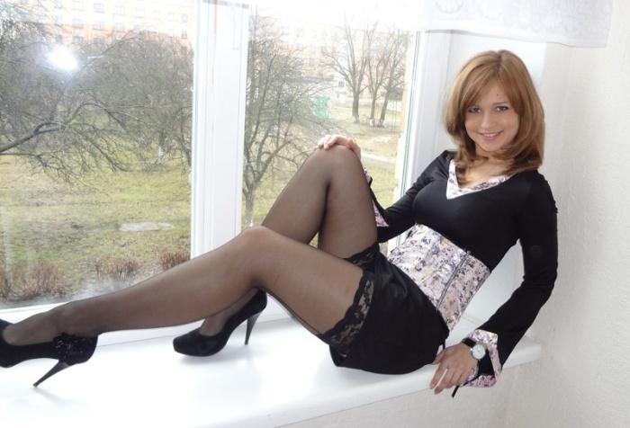 Пост для любителей красивых женских ног (25 фото)