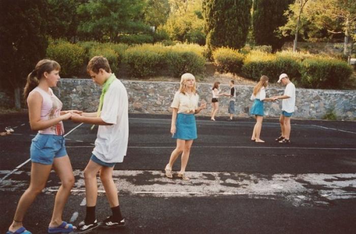 Снимки детского лагеря «Артек», 1994 - 2003 (43 фото)