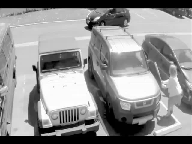 Наказания за неправильную парковку