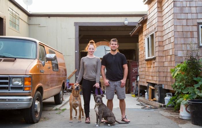 Американские предприниматели начали производство домов в контейнерах (15 фото)
