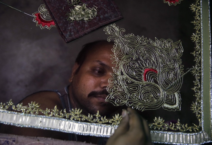 Повседневная жизнь в Индии (35 фото)