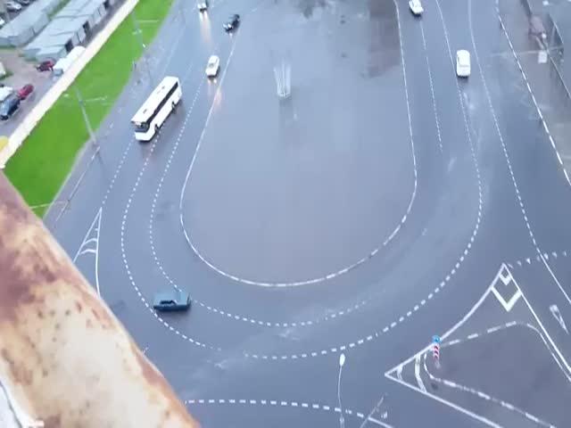 Московский дрифт