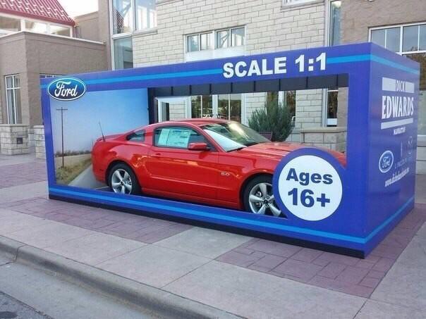 Актуальный автомобильный юмор (20 фото)